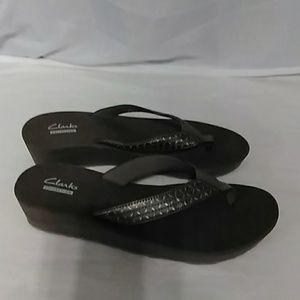 0426279f21c5 Clarks Shoes - Clark s Pewter Liya Gaze